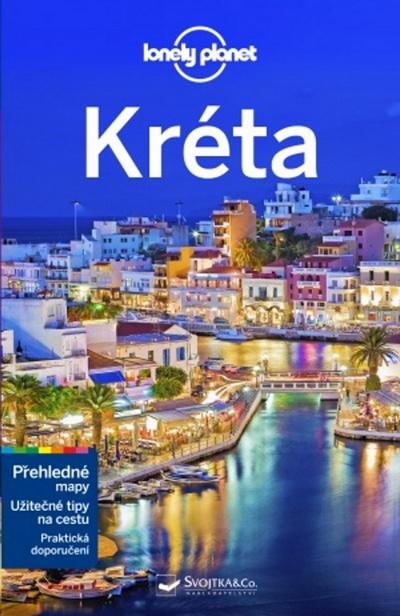 Kréta - Lonely Planet (3.vydanie)