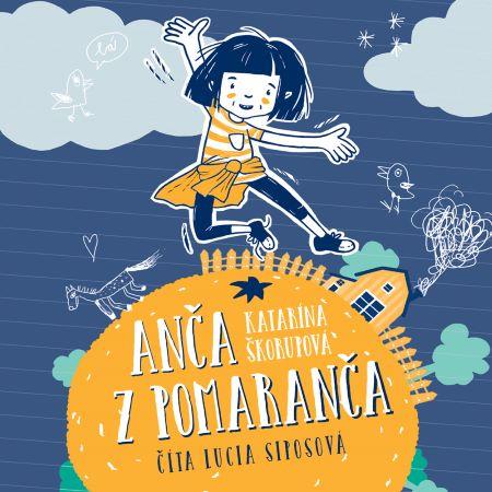 Anča z pomaranča - CD (audiokniha)