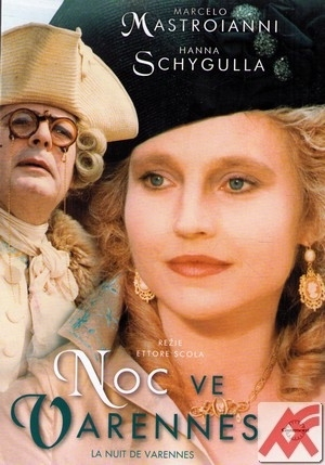 Noc ve Varennes - DVD (papierový obal)