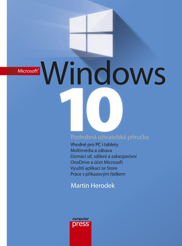 Microsoft Windows 10 (v českém jazyce)