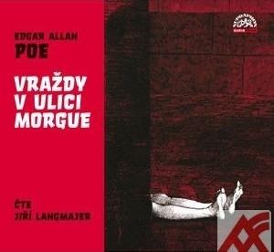 Vraždy v ulici Morgue - CD (audiokniha)