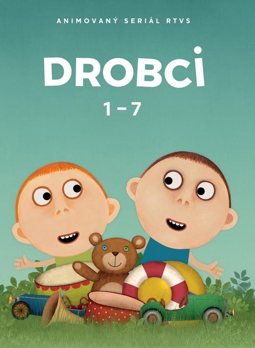 Drobci 1-7 - DVD