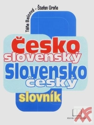 Česko-slovenský a slovensko-český slovník