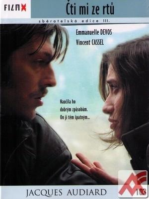 Čti mi ze rtů - DVD (Film X III.)
