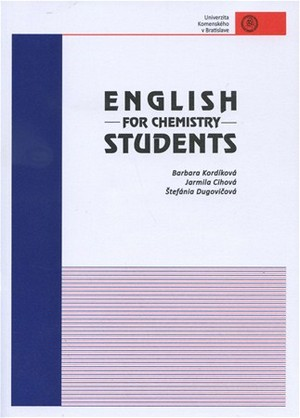 English for Chemistry Students