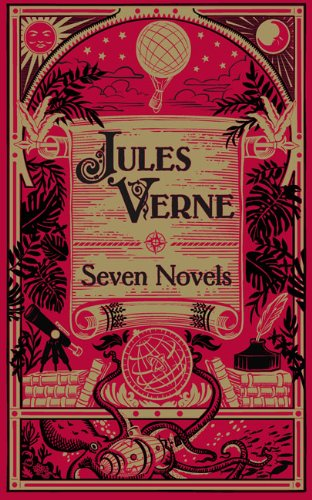 Jules Verne. Seven Novels