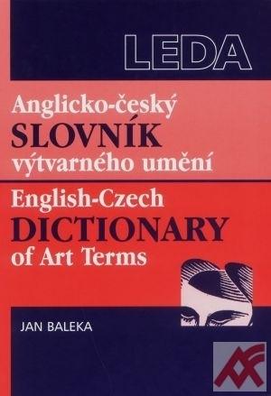 Anglicko-český slovník výtvarného umění