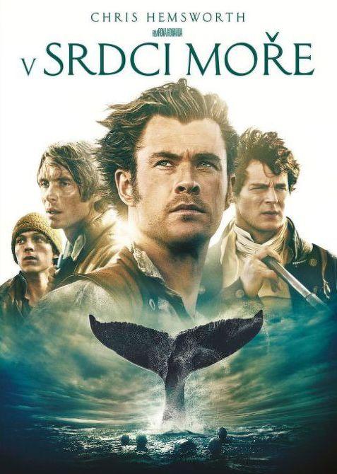V srdci moře - DVD