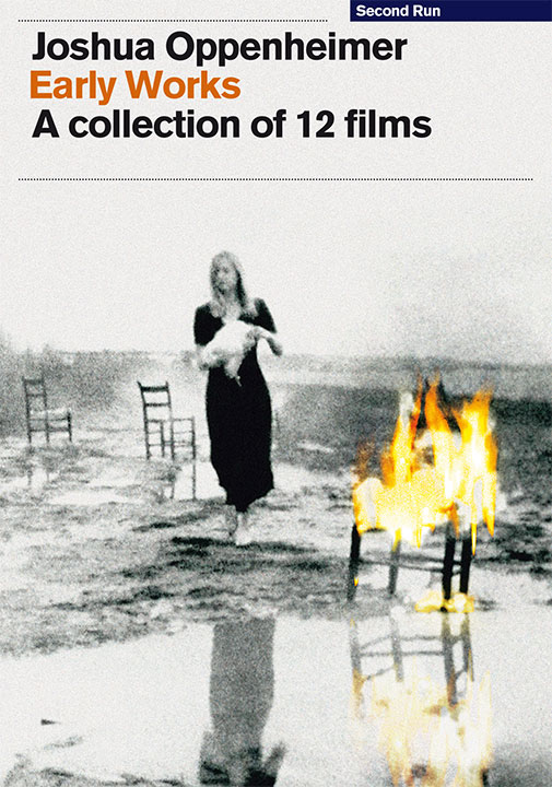 Early Works. A Collection of 12 Films - DVD
