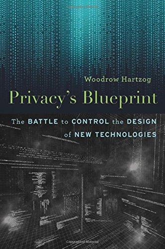 Privacy's Blueprint
