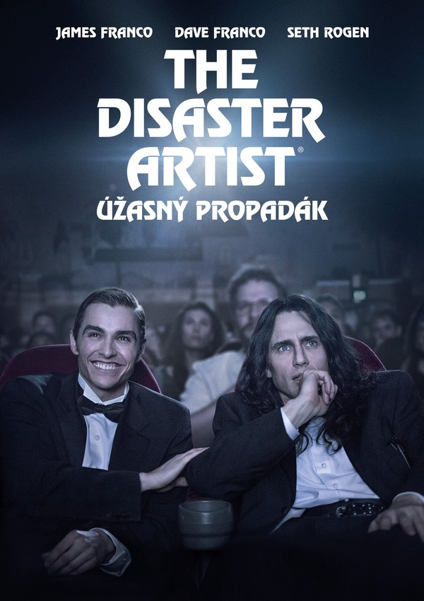 The Disaster Artist: Úžasný propadák - DVD