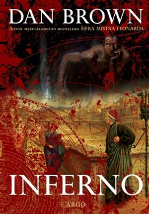 Inferno CZ (tvrdá väzba)