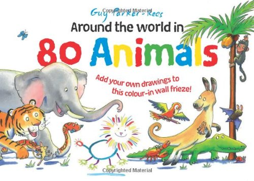 Around the World in 80 Animals