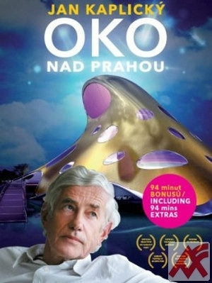 Oko nad Prahou - DVD (digipack)