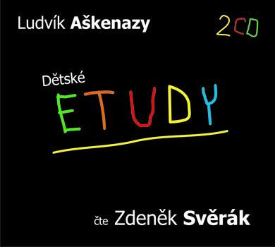 Dětské etudy - 2 CD (audiokniha)