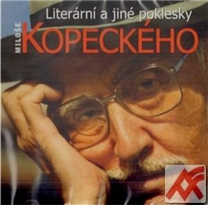 Literární a jiné poklesky Miloše Kopeckého - CD (audiokniha)