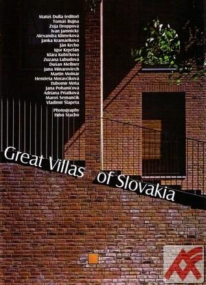 Great Villas of Slovakia