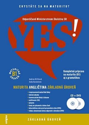 Angličtina YES! - Maturita. Základná úroveň (B1) + CD + DVD