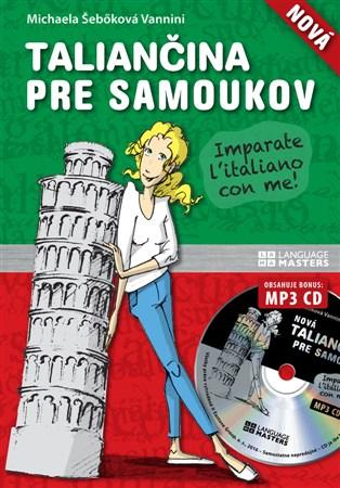 Nová taliančina pre samoukov + MP3 CD
