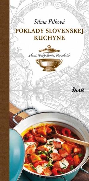 Poklady slovenskej kuchyne. Hont, Podpoľanie, Novohrad