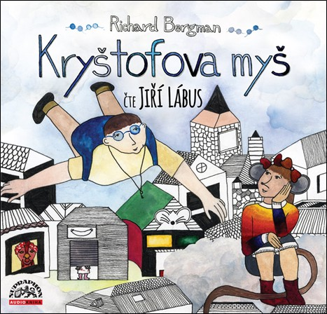 Kryštofova myš - CD (audiokniha)