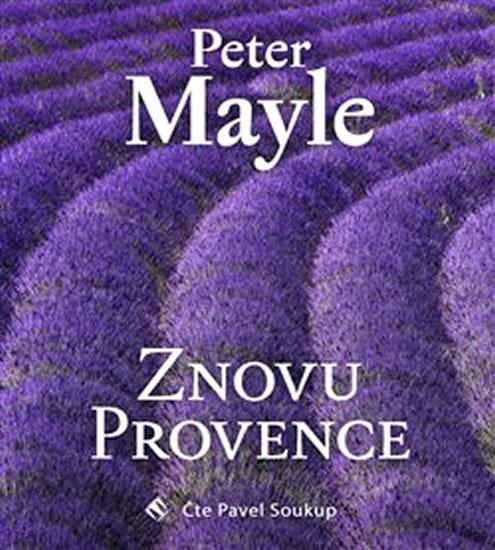 Znovu Provence - CD MP3 (audiokniha)