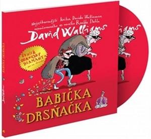 Babička drsňačka - CD MP3 (audiokniha)
