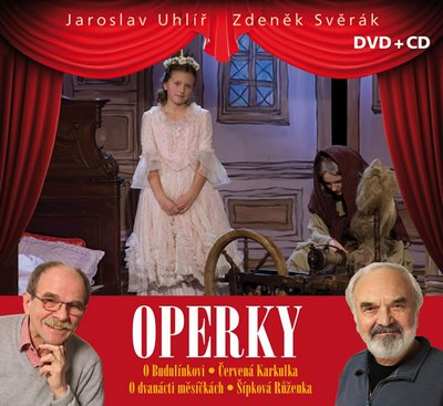 Operky - DVD + CD