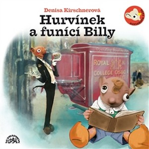 Hurvínek a funící Billy - CD (audiokniha)