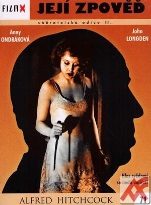 Její zpověď - DVD (Film X III.)