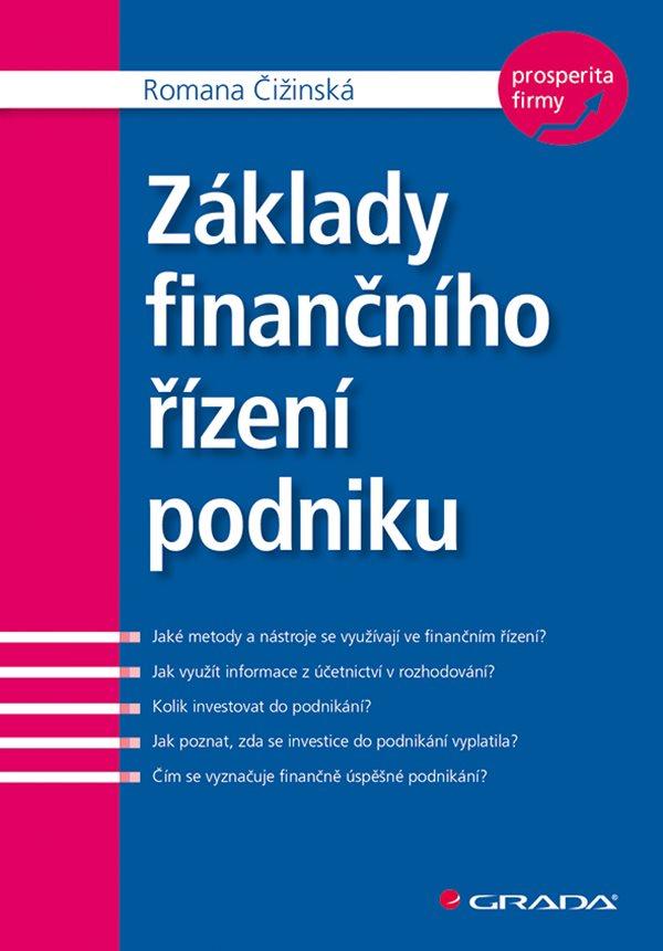 Základy finančního řízení podniku