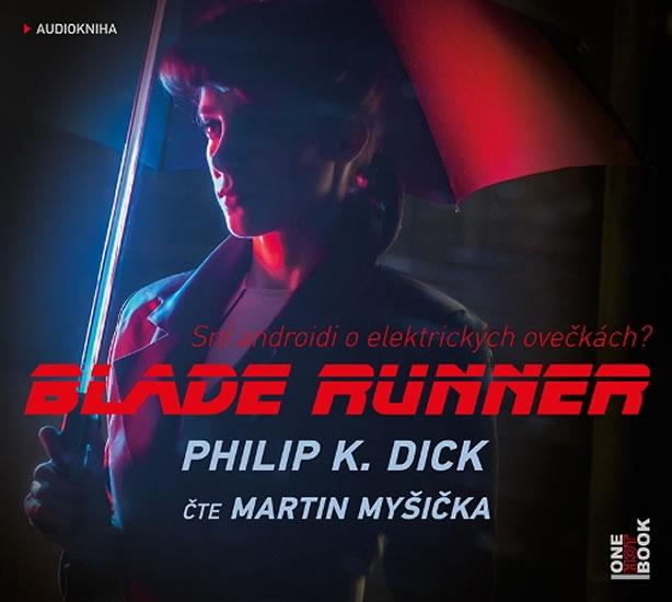 Blade Runner - MP3 CD (audiokniha)