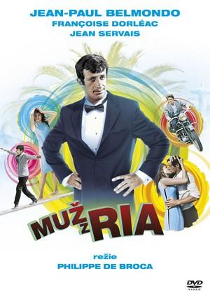 Muž z Ria - DVD