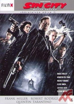 Sin City. Město hříchu - DVD (Film X II.)