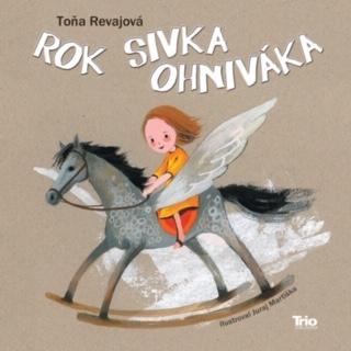 Rok Sivka ohniváka - CD (audiokniha)
