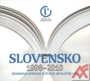 Slovensko 1996-2010. Súhrnná správa o stave spoločnosti - DVD