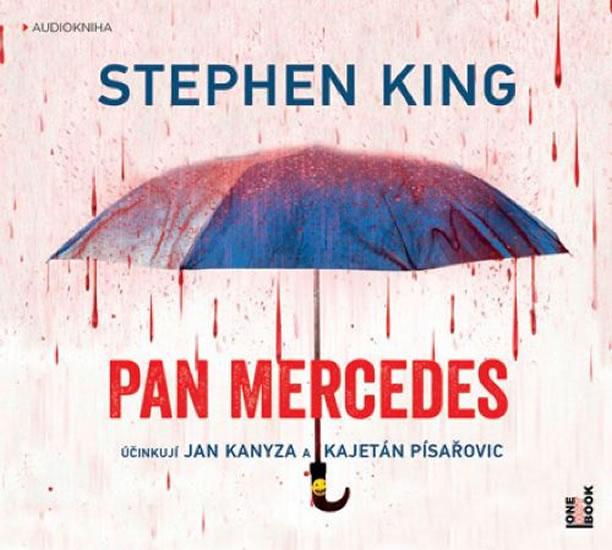 Pan Mercedes - 2CD MP3 (audiokniha)