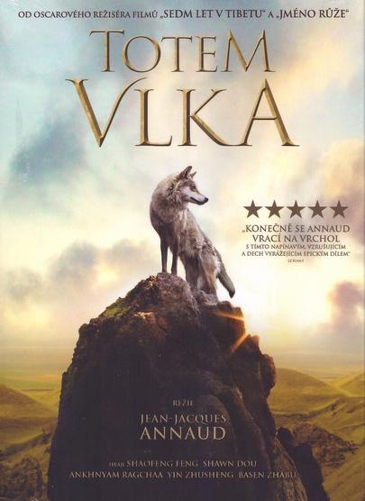 Totem vlka - DVD