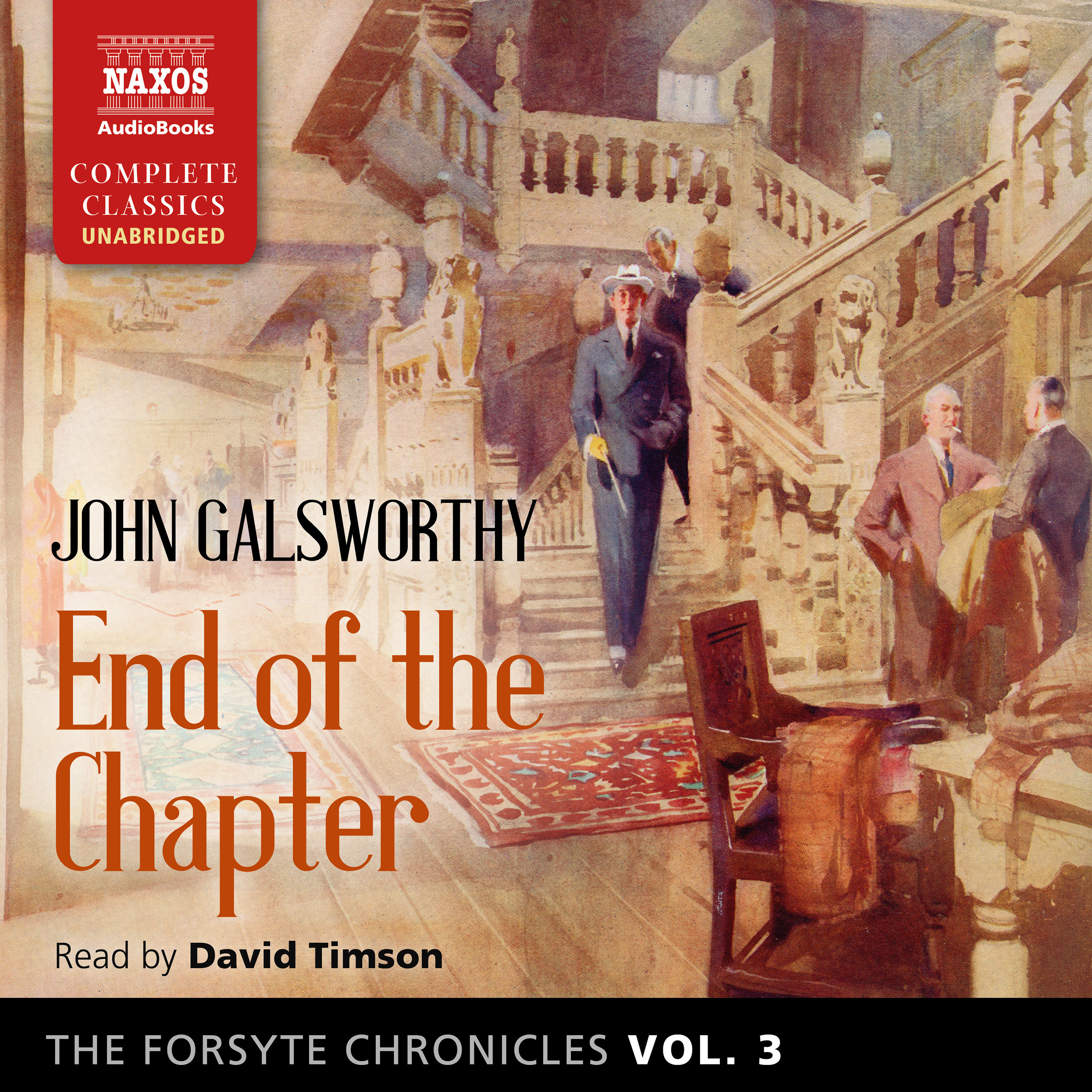 The Forsyte Chronicles, Vol. 3: End of the Chapter (EN)