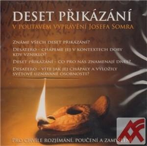 Deset přikázání - CD (audiokniha)