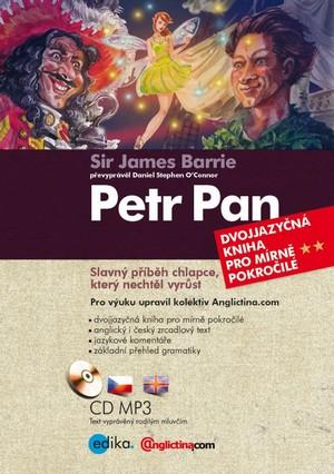 Petr Pan / Peter Pan + MP3 CD