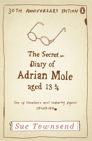 The Secret Diary of Adrian Mole. Aged 13 3/4