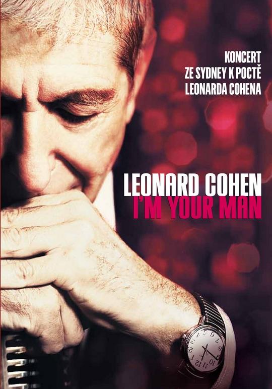 Leonard Cohen. I´m Your Man - DVD