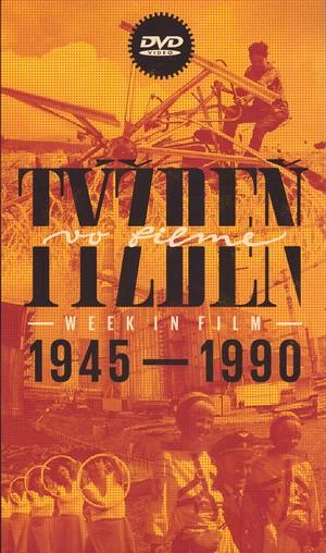 Týždeň vo filme / Week in film. 1945-1990 - 5 DVD