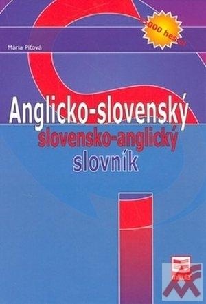 Anglicko-slovenský a s/a slovník - 55 000 hesiel
