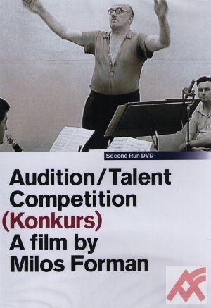 Audition/Talent Competition (Konkurs) - DVD