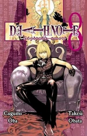 Death Note. Zápisník smrti 8