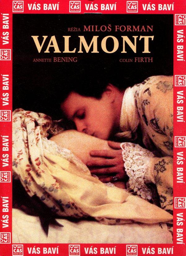 Valmont - DVD (papierový obal)