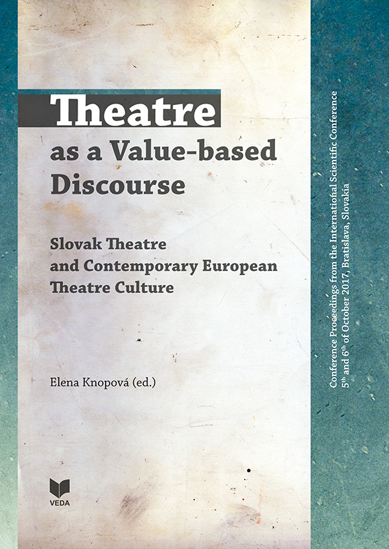 Theatre as a Value-based Discourse