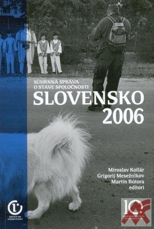 Slovensko 2006 Súhrnná správa o stave spoločnosti